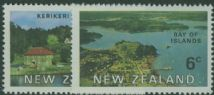 NZ SG903-4 Early European Settlement in New Zealand and 150th Anniversary of Kerikeri set of 2